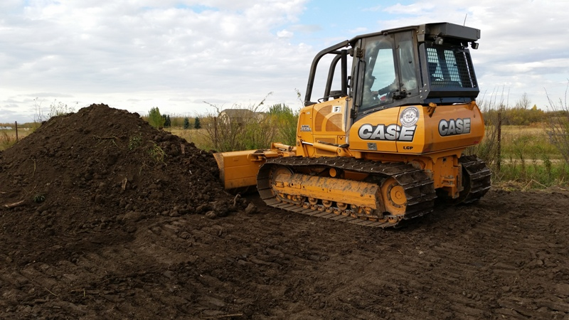 Septic Systems Lloydminster - Dozers 1