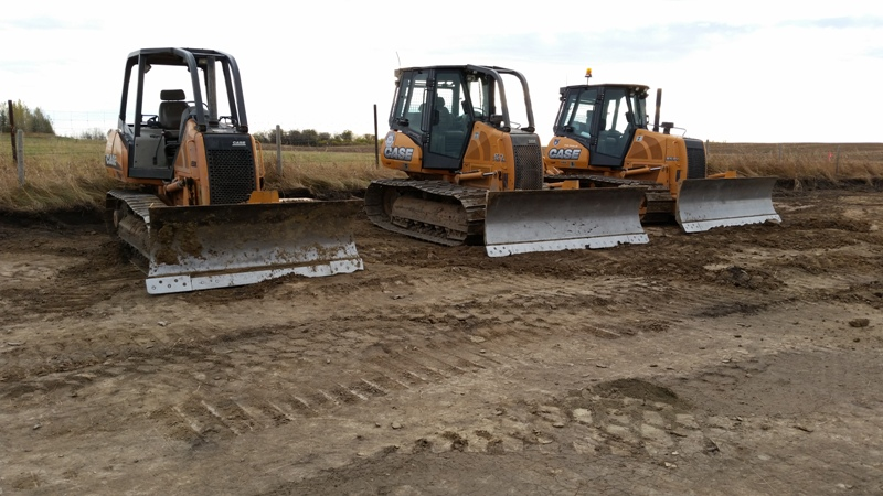Excavation Lloydminster - Dozers 2
