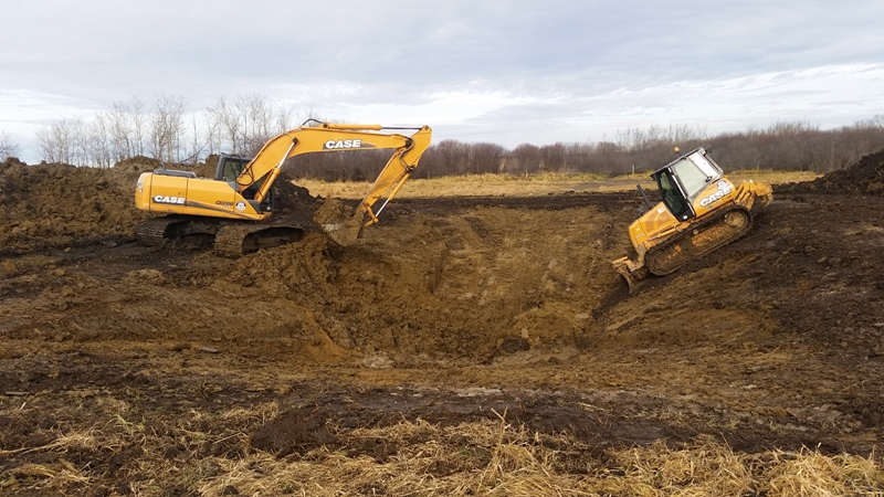 Septic Systems Lloydminster - Dozers 7