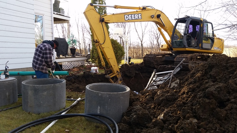 Septic Systems Lloydminster - Excavators 10