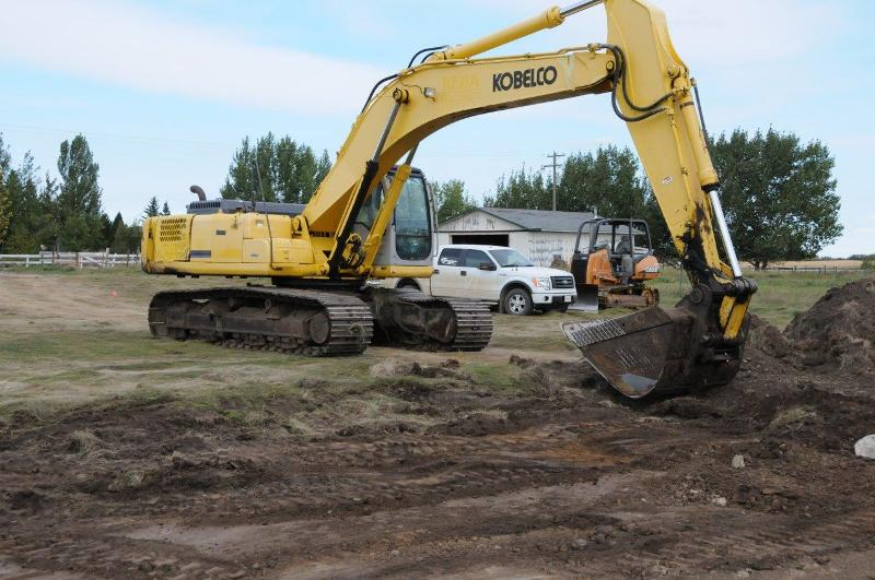 Snow Removal Lloydminster - Excavators 12