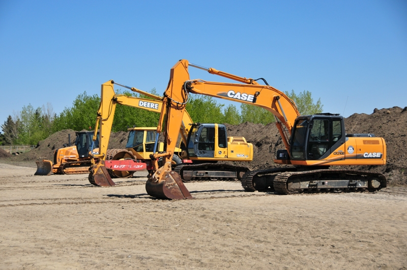 Excavation Lloydminster - Excavators 17