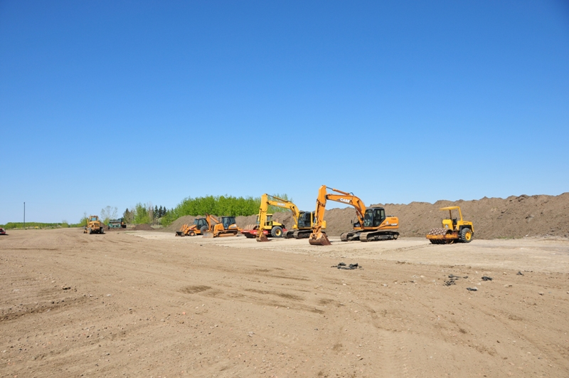 Excavation Lloydminster - Excavators 20