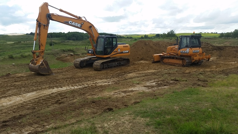 Septic Systems Lloydminster - Excavators 7