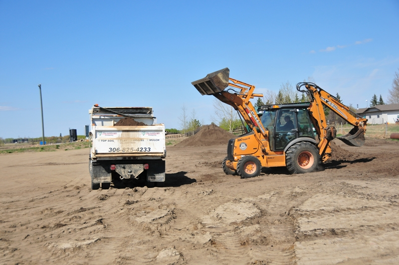 Snow Removal Lloydminster - Loaders 10