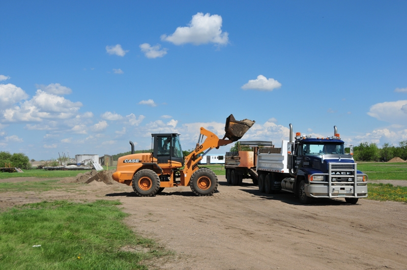 Excavation Lloydminster - Loaders 3
