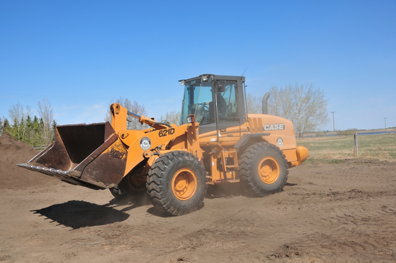 Septic Systems Lloydminster - Loaders 5