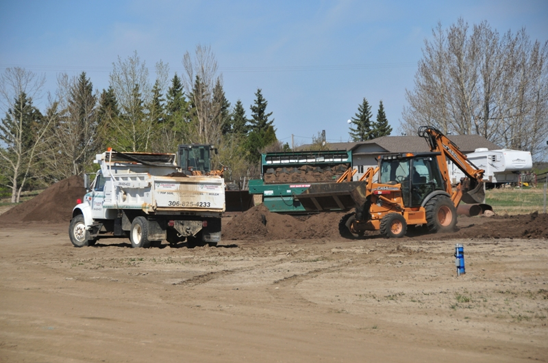 Septic Systems Lloydminster - Loaders 8
