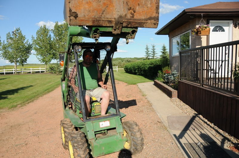 Septic Systems Lloydminster - Skidsteers 11