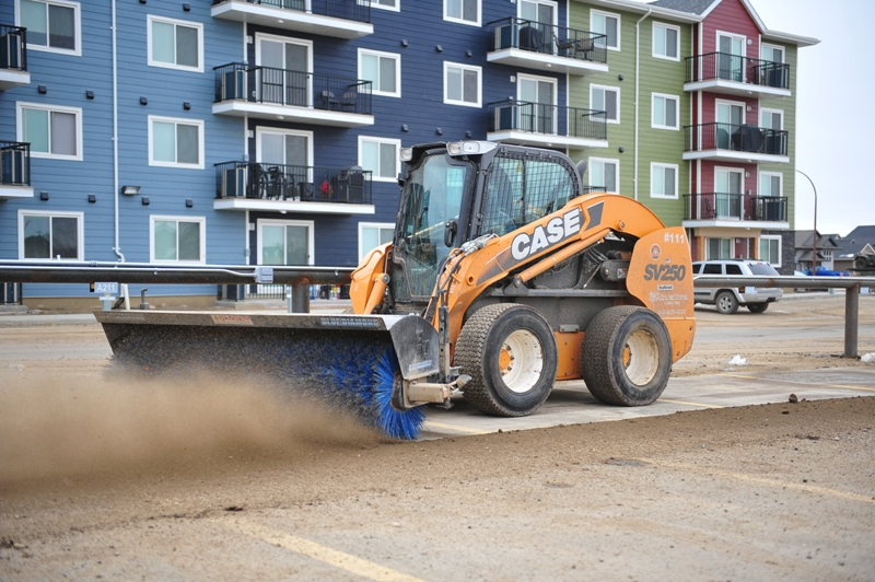 Septic Systems Lloydminster - Skidsteers 14