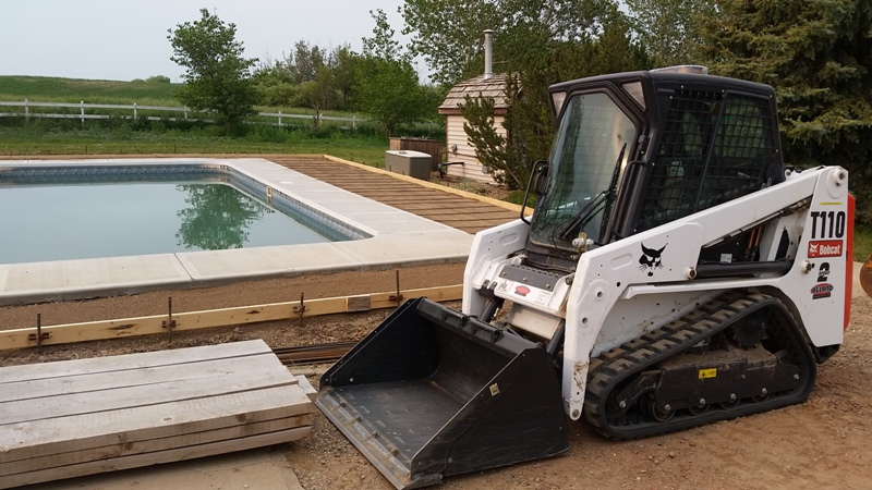 Septic Systems Lloydminster - Skidsteers 2