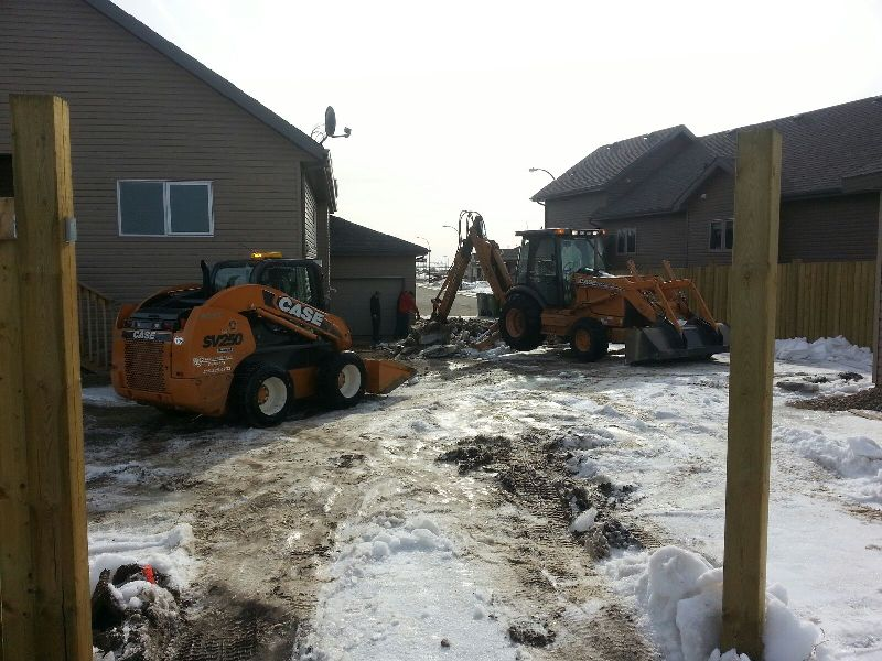 Septic Systems Lloydminster - Skidsteers 5