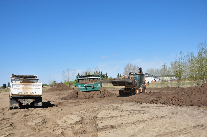 Excavation Lloydminster - Soil Screener 5