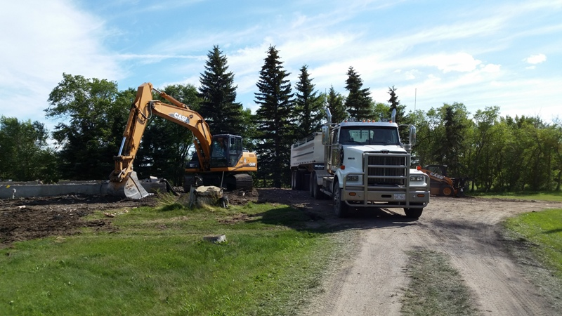 Septic Systems Lloydminster - Trucks 16