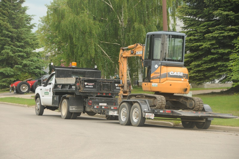 Excavation Lloydminster - Trucks 20