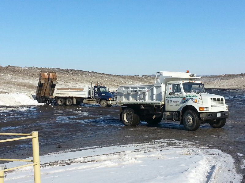 Snow Removal Lloydminster - Trucks 27