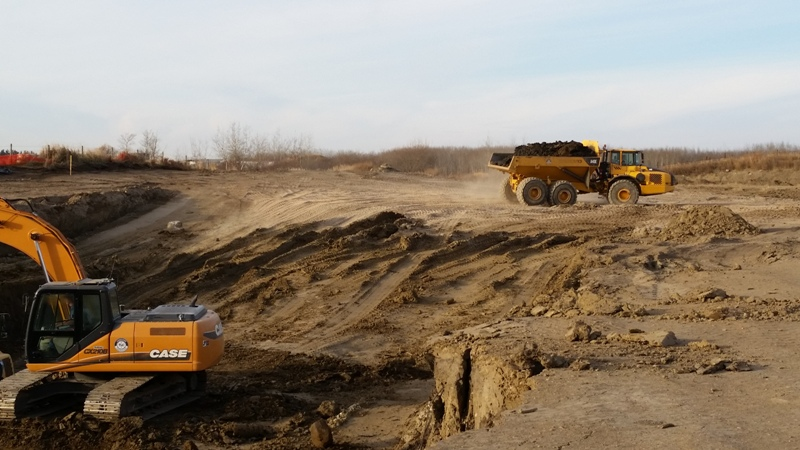 Excavation Lloydminster - Trucks 5