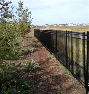 Snow Removal Lloydminster - Fencing 5