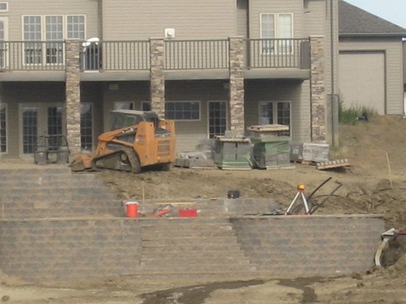 Snow Removal Lloydminster - Brick Work 13