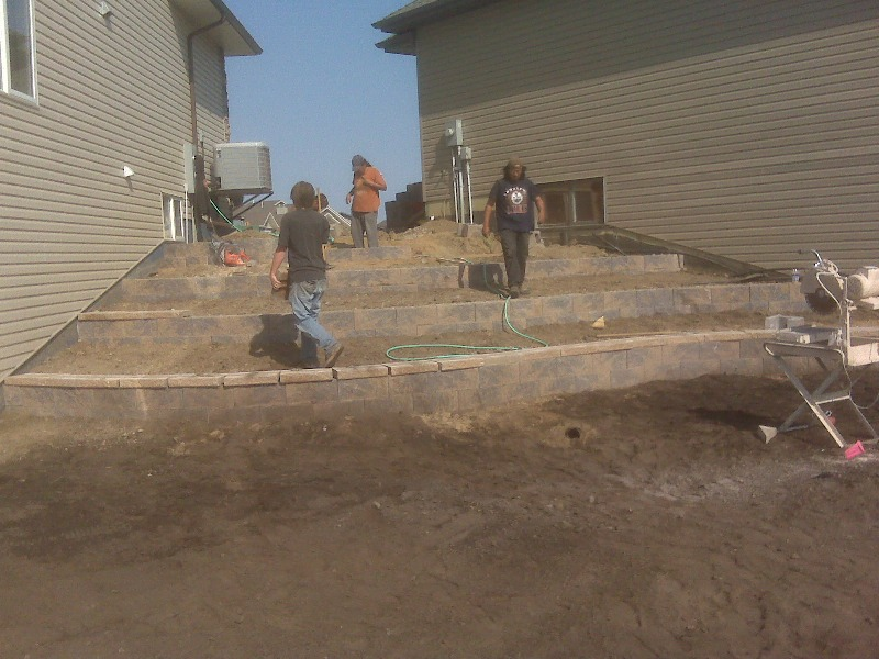 Septic Systems Lloydminster - Brick Work 14