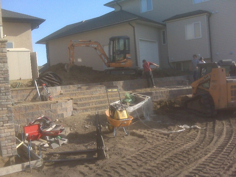 Septic Systems Lloydminster - Brick Work 16