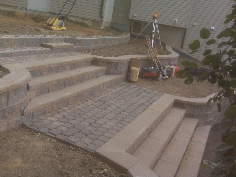 Snow Removal Lloydminster - Brick Work 18