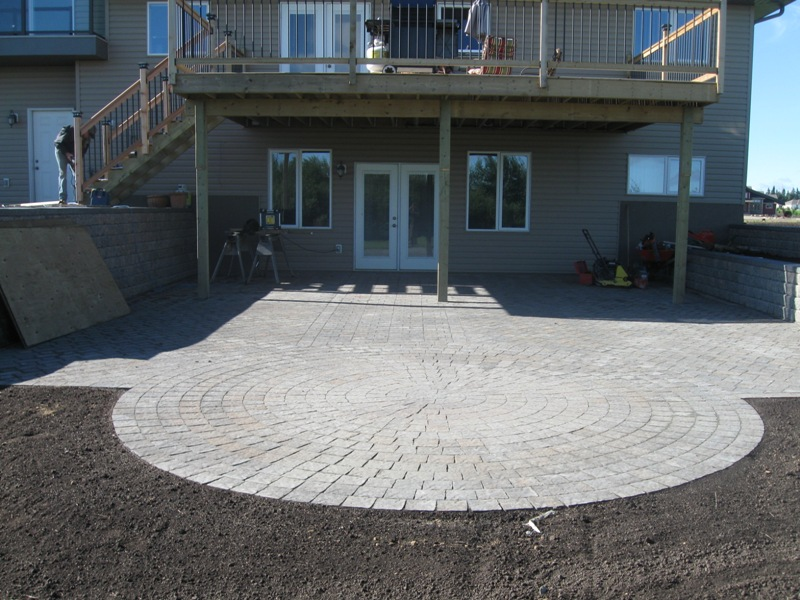 Septic Systems Lloydminster - Brick Work 2