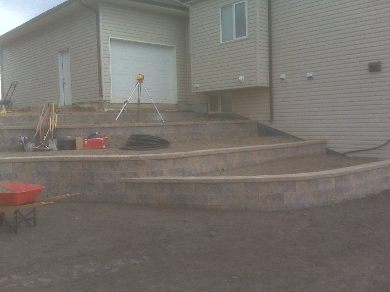 Excavation Lloydminster - Brick Work 20