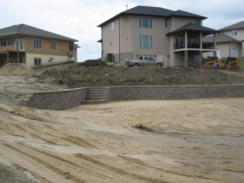 Septic Systems Lloydminster - Brick Work 8