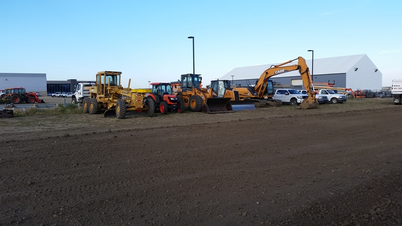 Excavation Lloydminster - Commercial 14