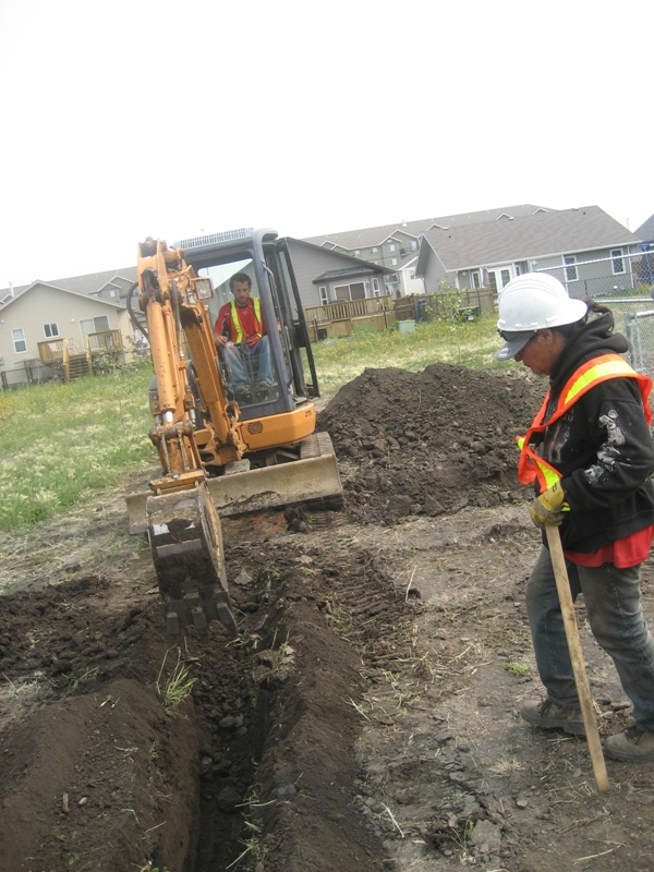 Excavation Lloydminster - Commercial 26