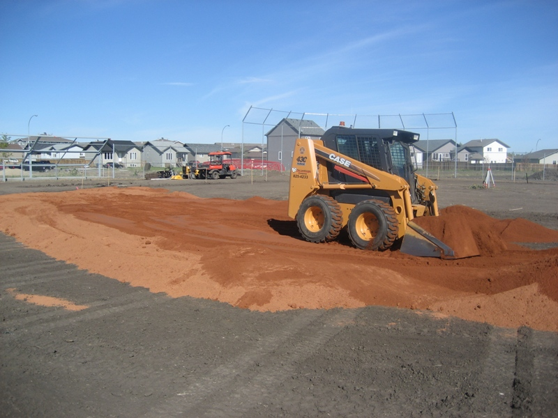 Excavation Lloydminster - Commercial 35