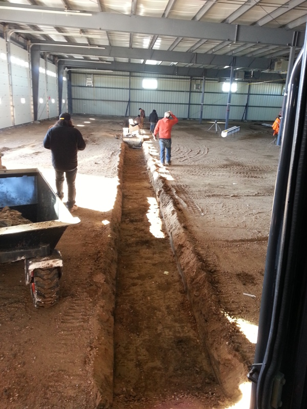 Excavation Lloydminster - Commercial 5