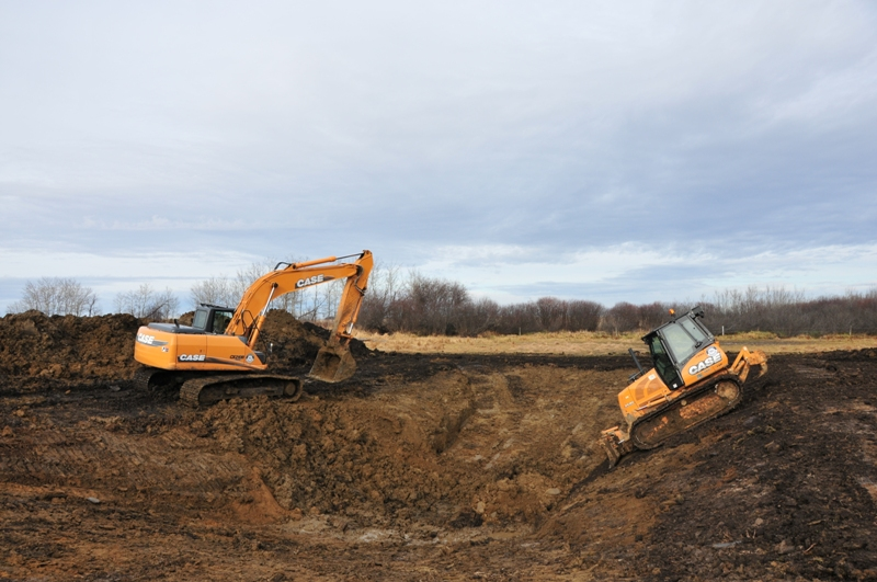Excavation Lloydminster - Dug Outs 2
