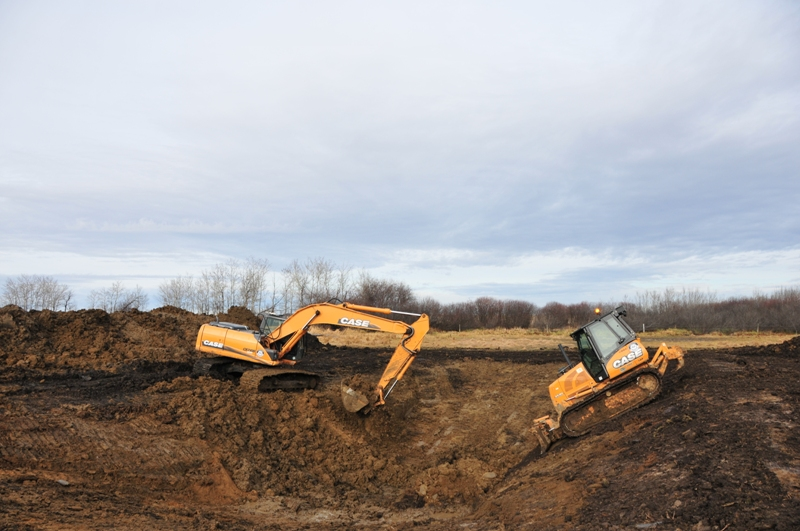 Excavation Lloydminster - Dug Outs 5