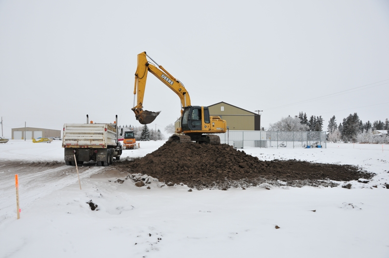 Snow Removal Lloydminster - Excavating 10