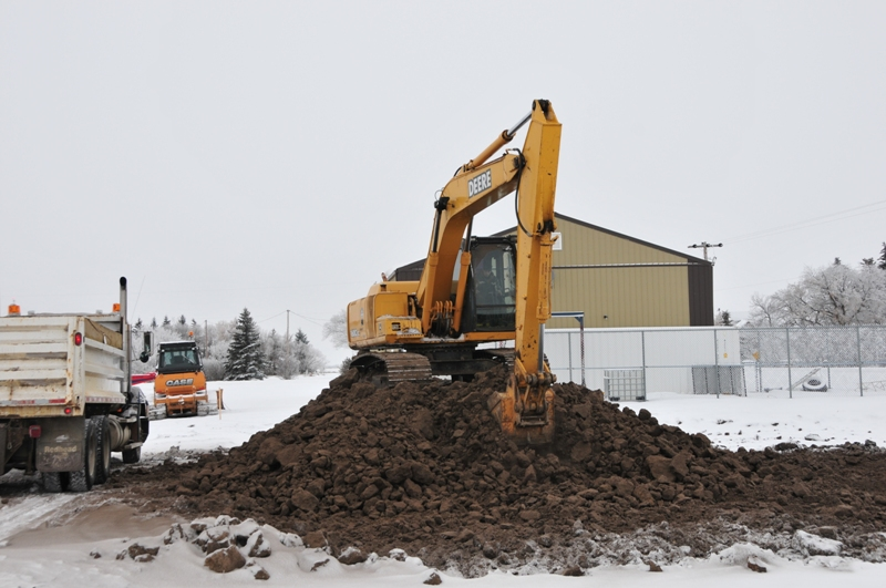 Septic Systems Lloydminster - Excavating 11