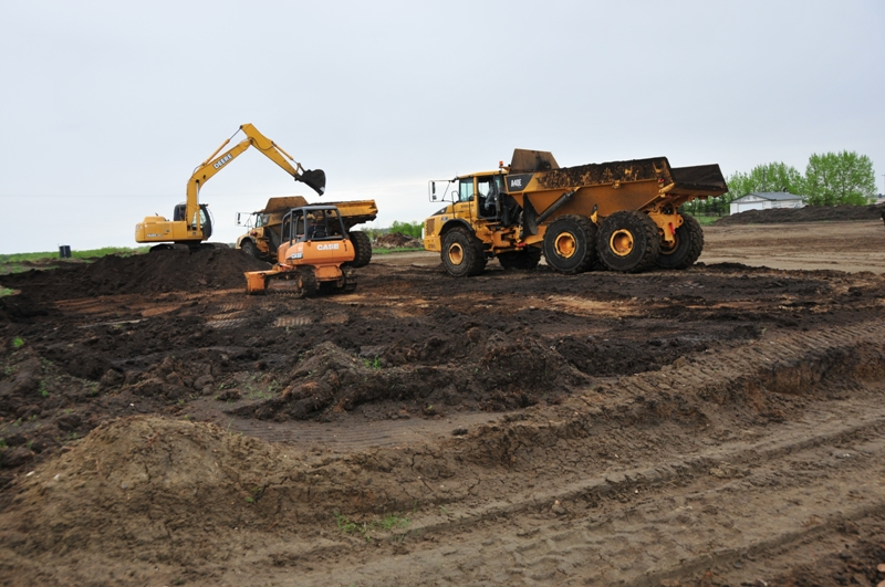 Excavation Lloydminster - Excavating 3