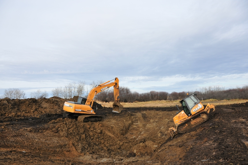 Excavation Lloydminster - Excavating 6