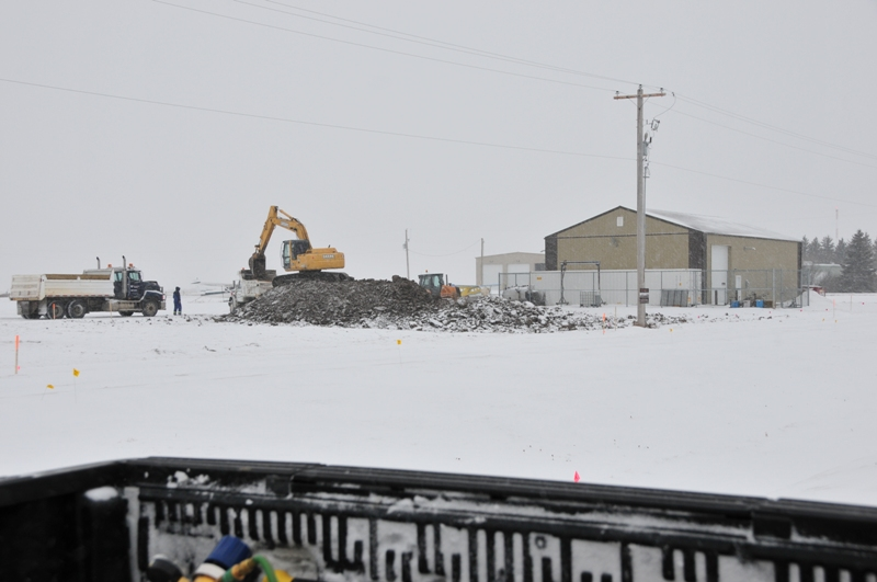 Snow Removal Lloydminster - Excavating 7