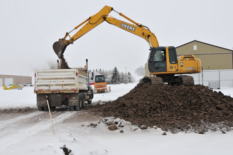 Septic Systems Lloydminster - Excavating 8