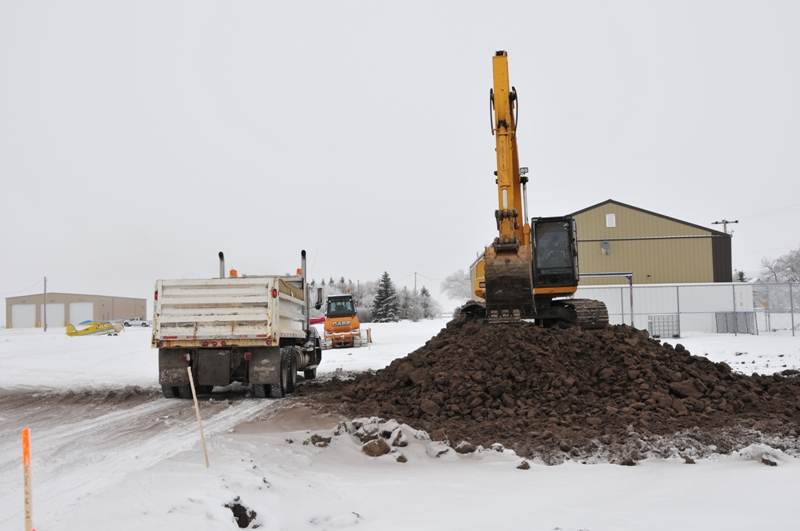 Excavation Lloydminster - Excavating 9