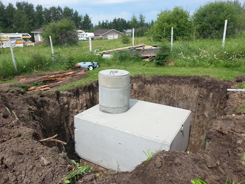 Excavation Lloydminster - Septic 10