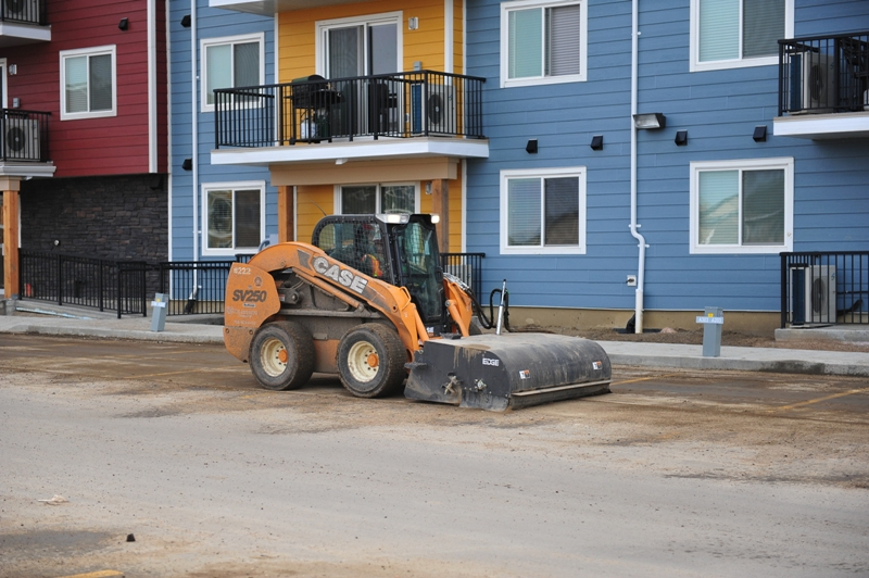 Snow Removal Lloydminster - Spring Clean Ups 3