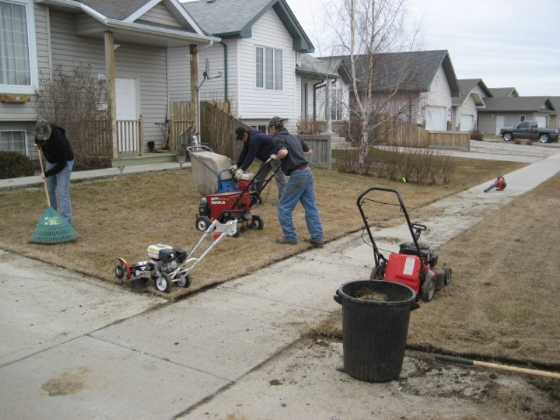 Septic Systems Lloydminster - Spring Clean Ups 7